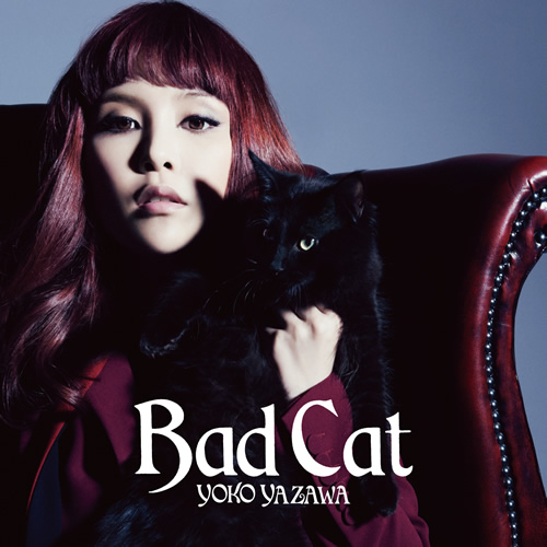MINI ALBUM「Bad Cat」2013.11.13 release!!!